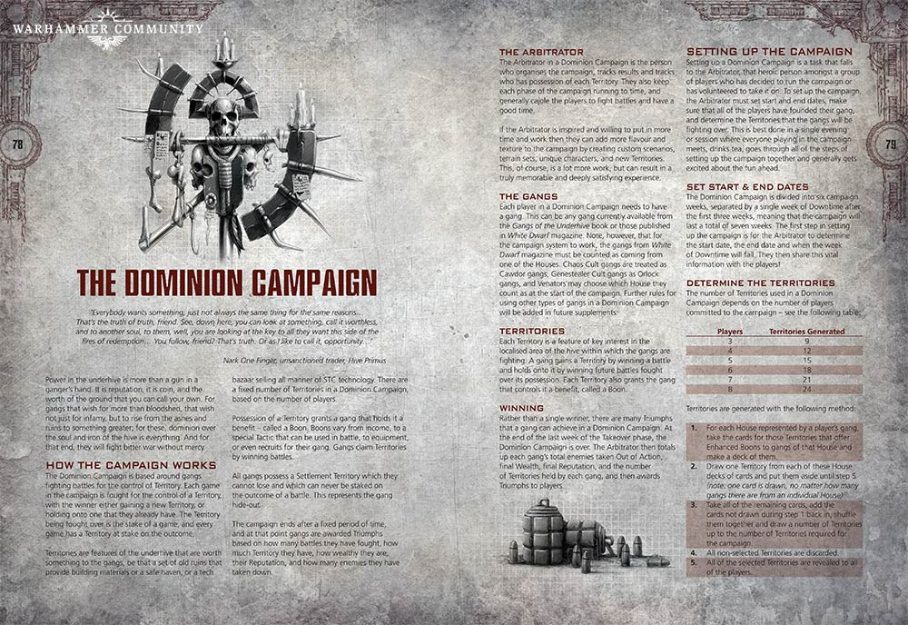 40K: All Of Necromunda In One Little Book - Bell of Lost Souls