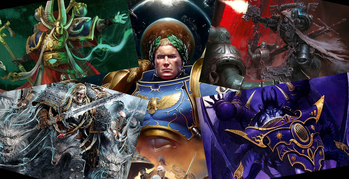 40K: GW's Deepest 8th Edition Mysteries and Plot Hooks