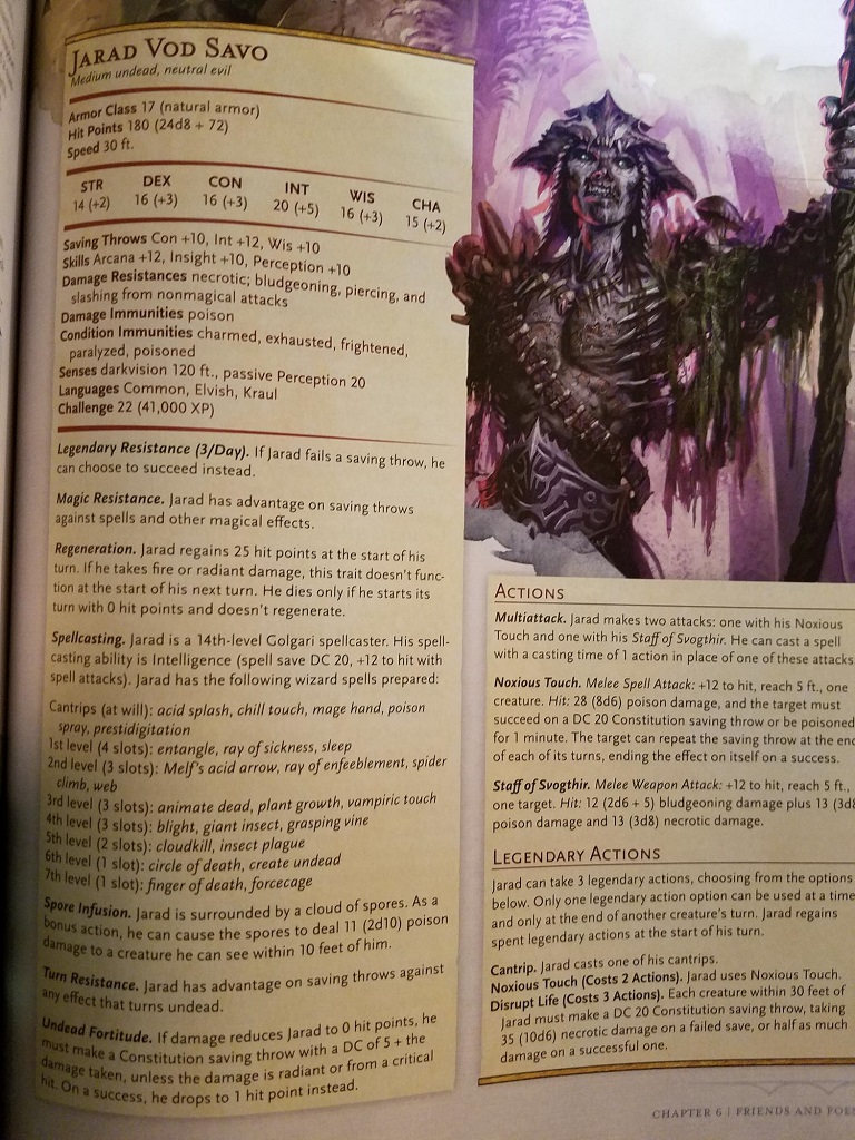 D&D: Get To Know The Golgari Swarm - Bell of Lost Souls