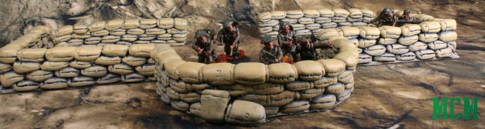 28mm sandbags