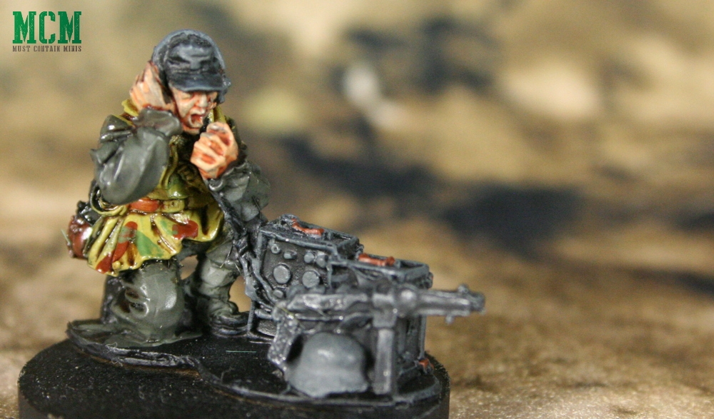 German Forward Air Observer - Bolt Action