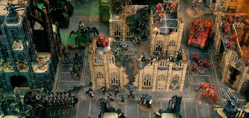 40K:Cities Of Death Rules Should Be Part of the Core Game