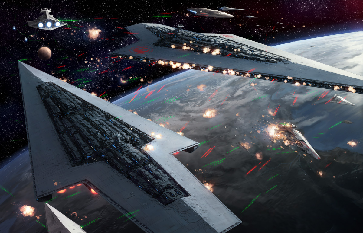 Star Wars Armada Get Ready For Bigger Better Battles Bell Of Lost Souls
