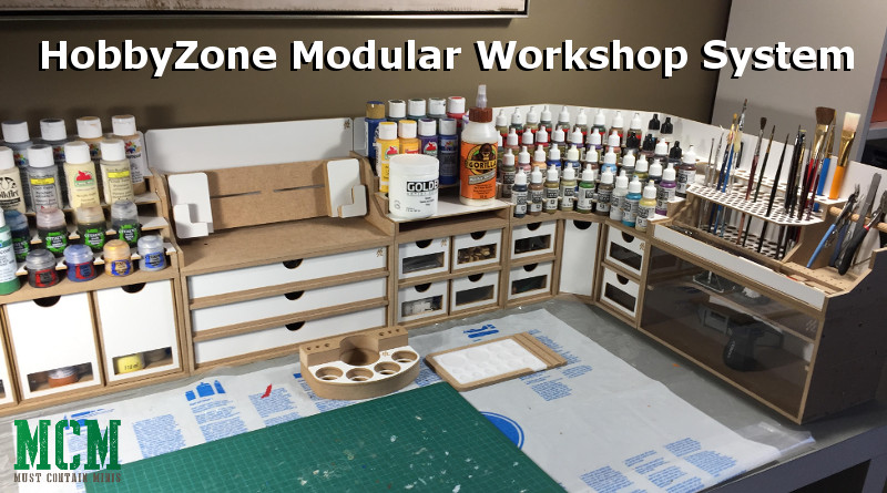 Image from Must Contain Minis - Hobby Zone Modular Workshop System Review