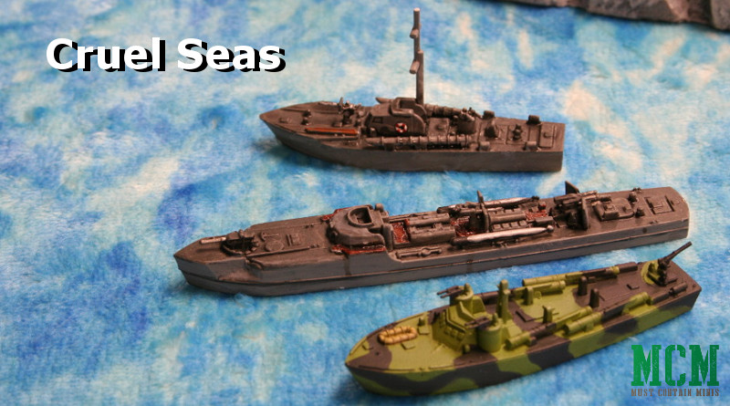 Cruel Seas Miniatures