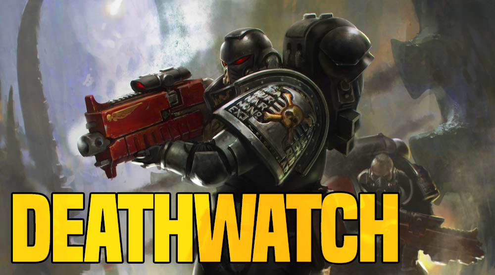 40K Loremaster: Dueling Origins of the Deathwatch - Bell of Lost Souls