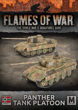 Flames Of War: Ghost Panzers And The Launch Of The Great War