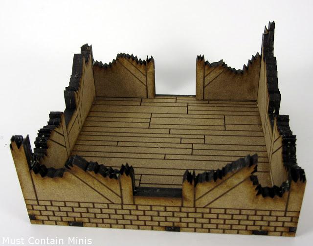 XOLK Ruined Cottage