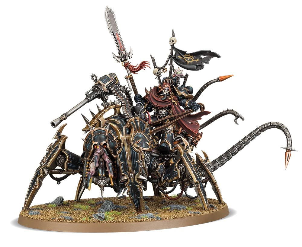 40K: Top 5 Stand-Outs From Chaos Space Marines 2 0 - Bell of