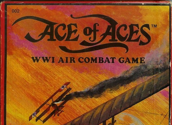 RETRO: Reenact WWI Dog Fighting Using Just 2 Game Books