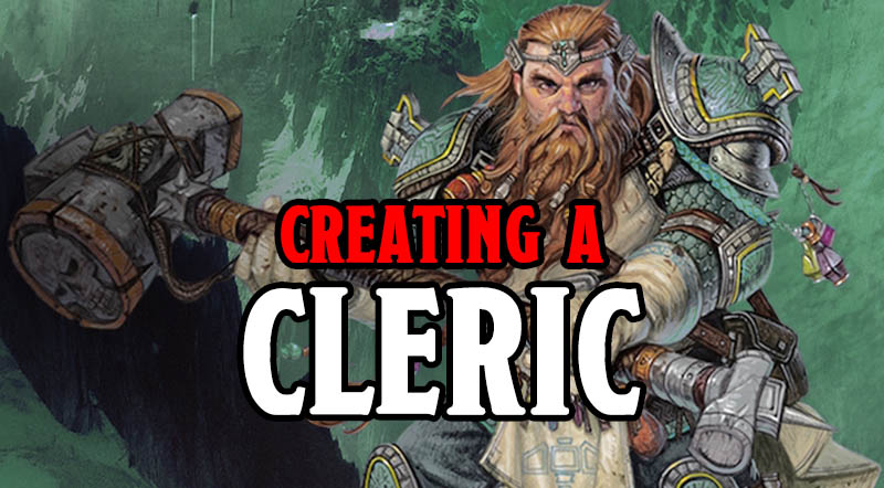 Creating a Cleric: Channeling for Champions - Bell of Lost Souls