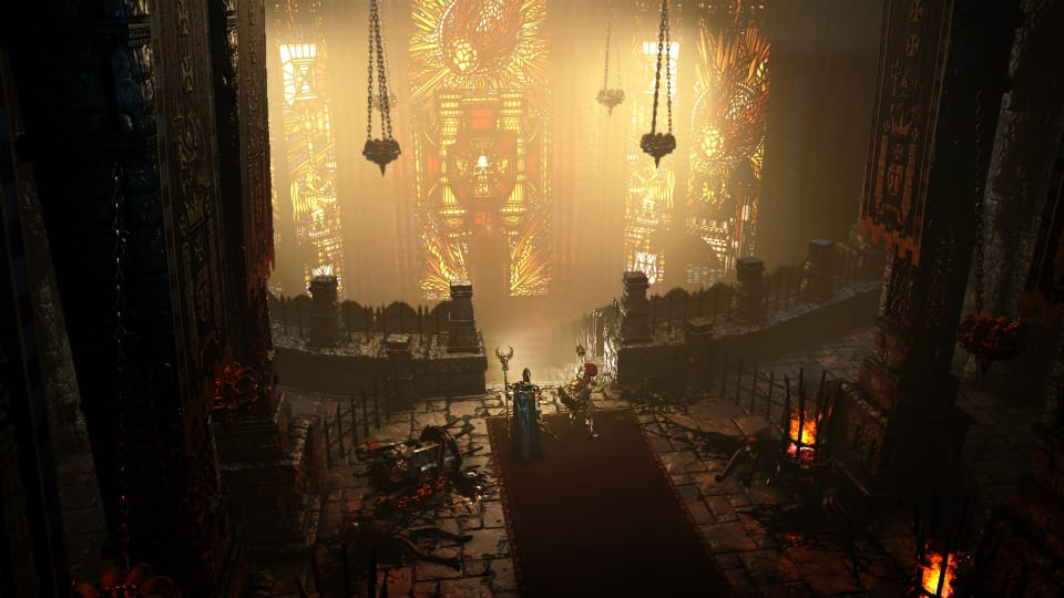 Be The Bane Of Chaos In Warhammer Chaosbane's Open Beta