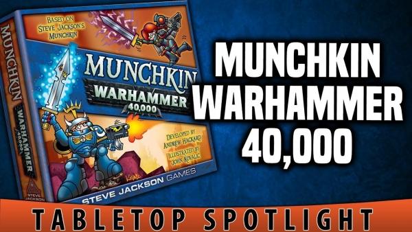 Tabletop Spotlight | Munchkin Warhammer 40000