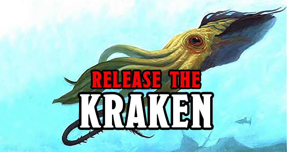 D&D Monster Spotlight: Release The Kraken - Bell of Lost Souls