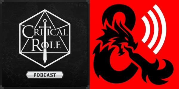 D&D Podcasts: Critical Role Episode 58 / Dragon Talk On Storytelling With D&D