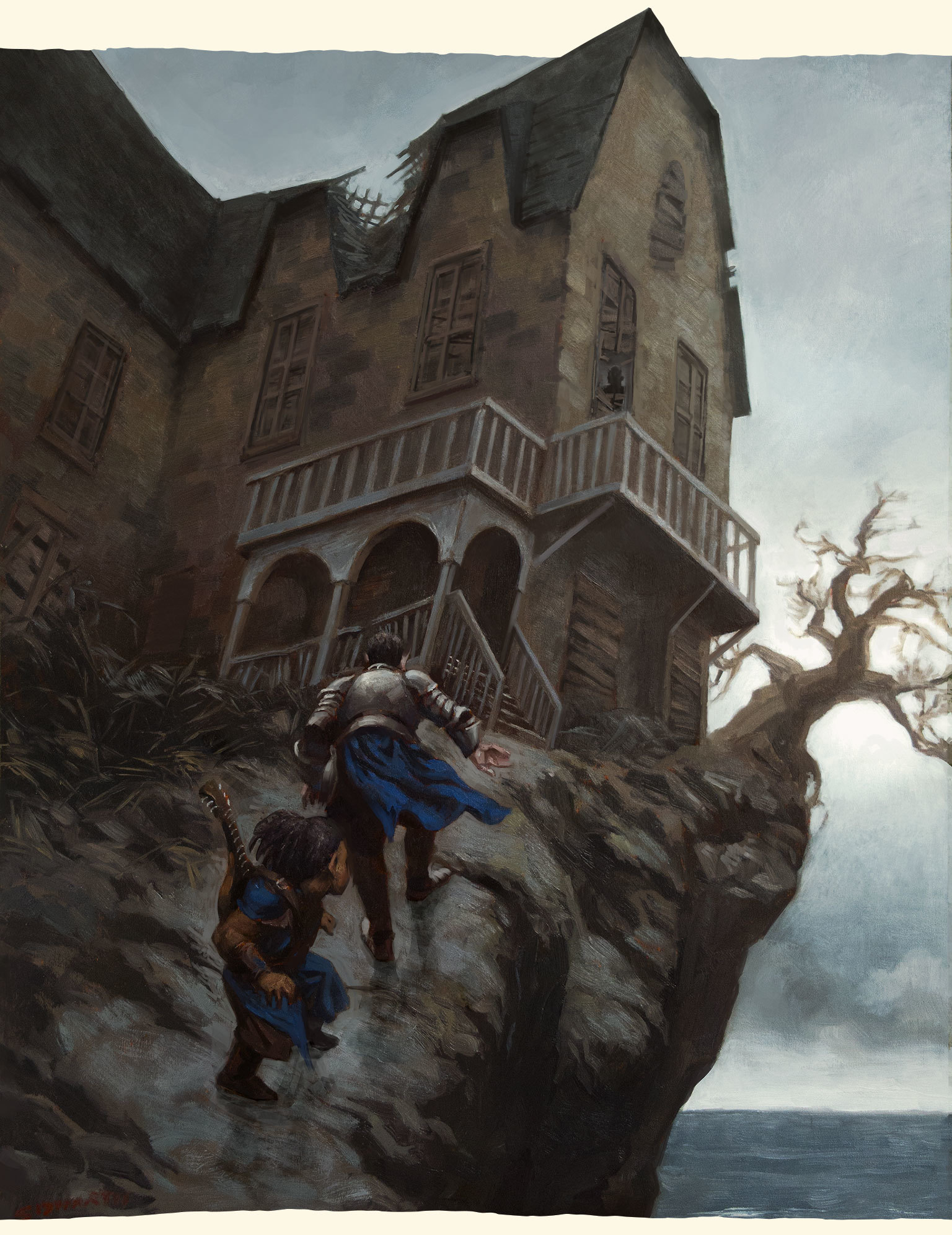 D&D: Ghosts Of Saltmarsh - The BoLS Review - Bell of Lost Souls