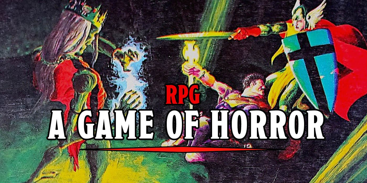RPG: Add Some Horror To Your Games - Bell of Lost Souls