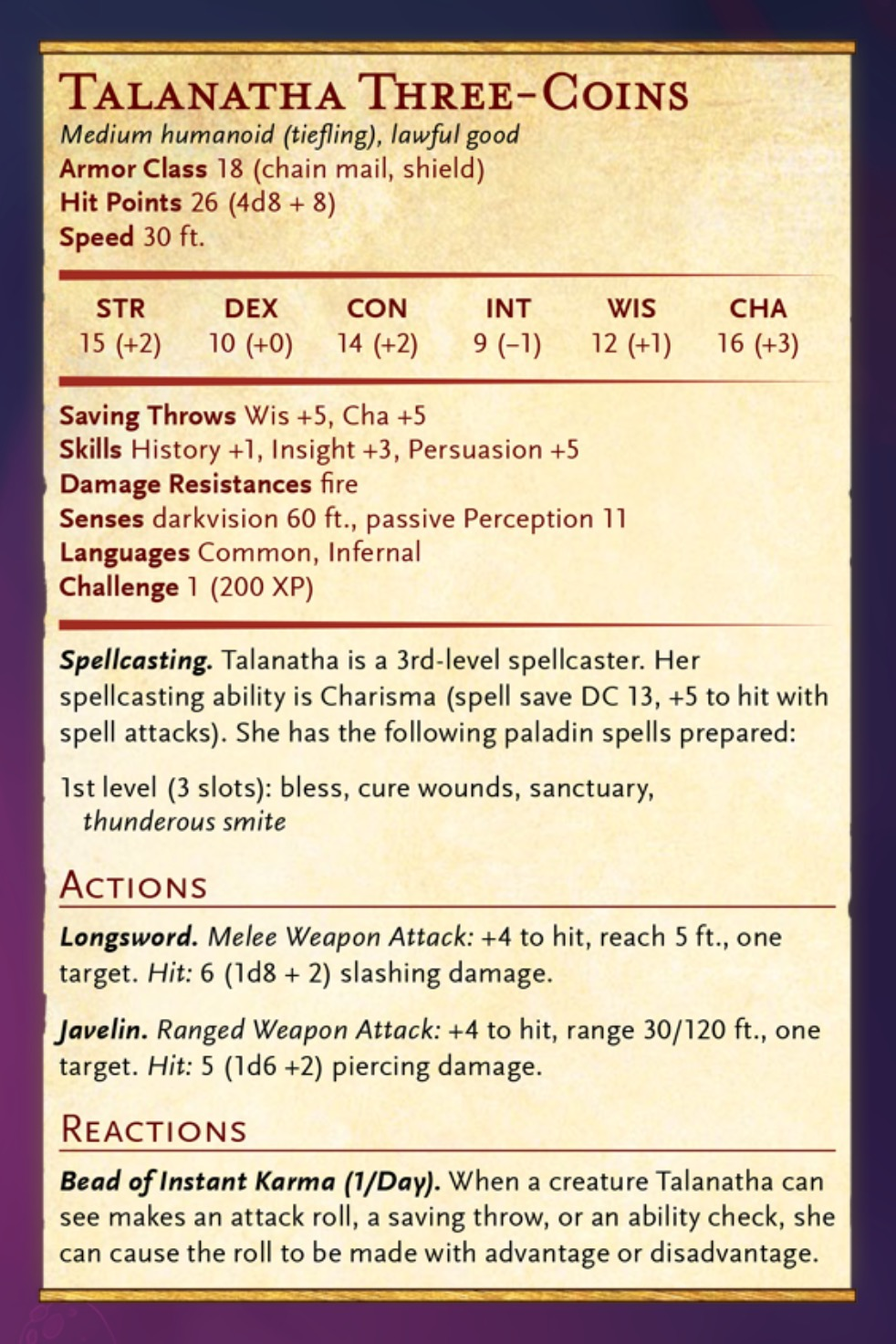 D&D: Acquisitions Incorporated Character Previews - Bell of Lost Souls