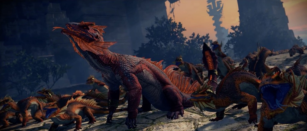 Warhammer Total War - Meet The Salamanders - Bell of Lost Souls
