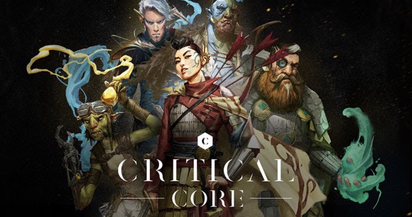 D&D: Critical Core - An RPG Helping Kids Level Up