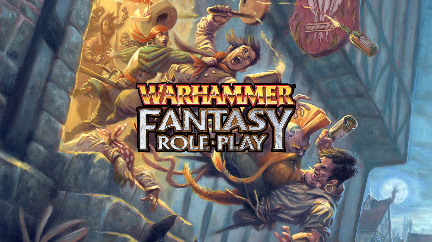 Warhammer Fantasy Roleplay Takes You To The Opera And More - Bell of