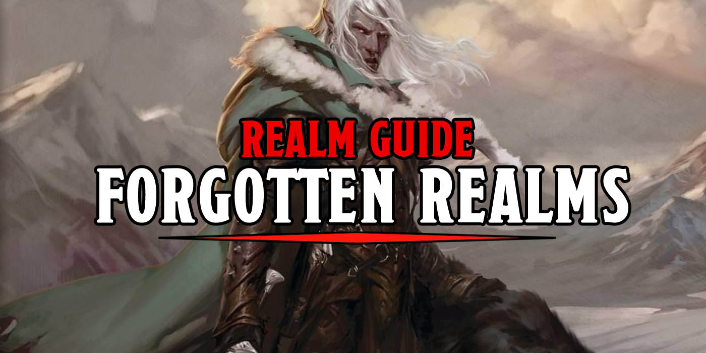 D&D: Faerun - Home Of The Iconic Forgotten Realms - Bell of Lost Souls