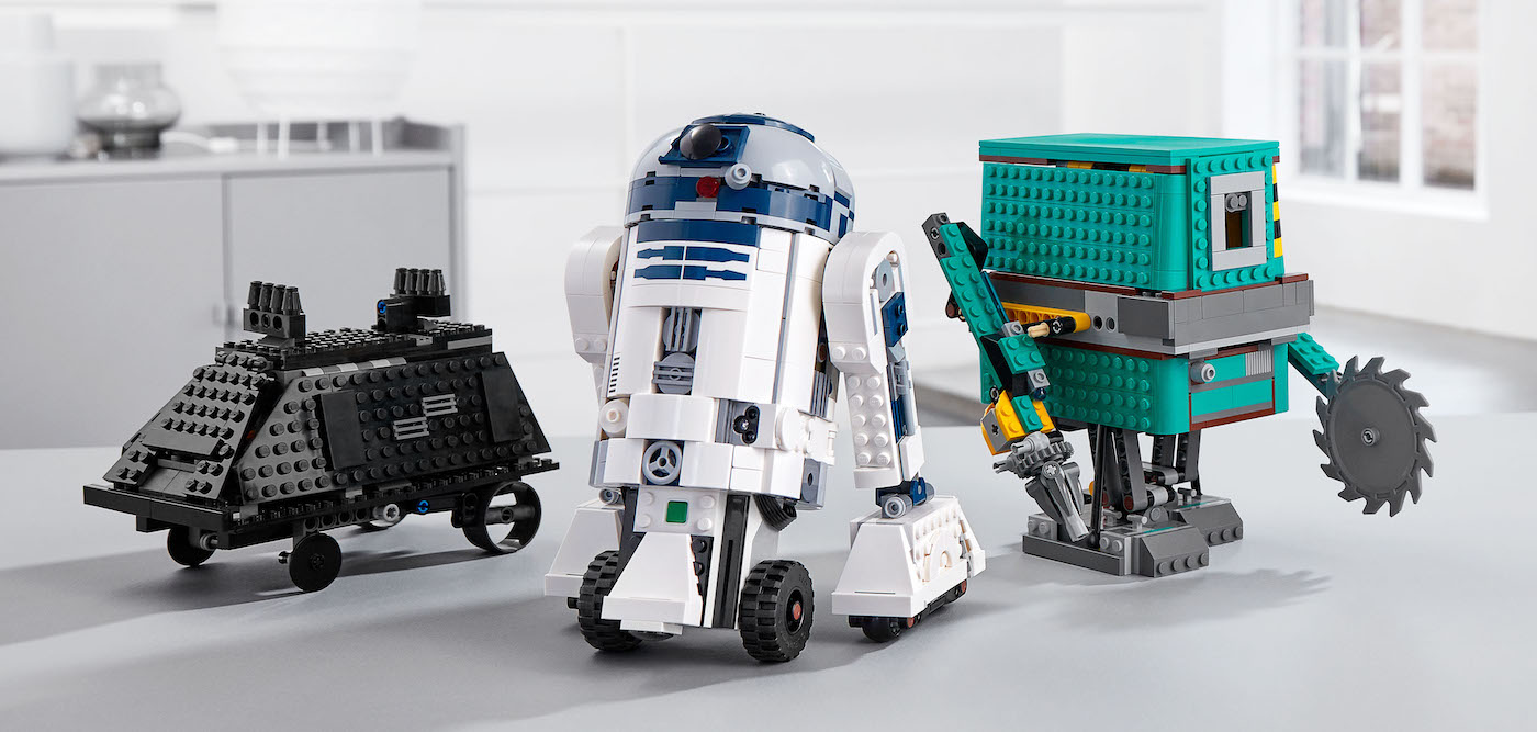 ToyLand: Program Your Own Star Wars Droids with this New LEGO Set