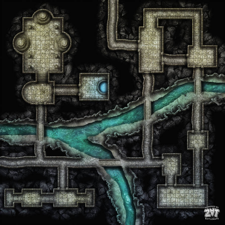 D&D: Start Your Weekend With A Million Square Feet Of Dungeons