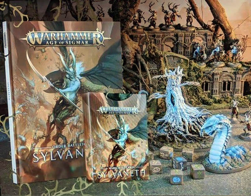 Age of Sigmar Breaking: Sylvaneth Battletome Rules Spotted
