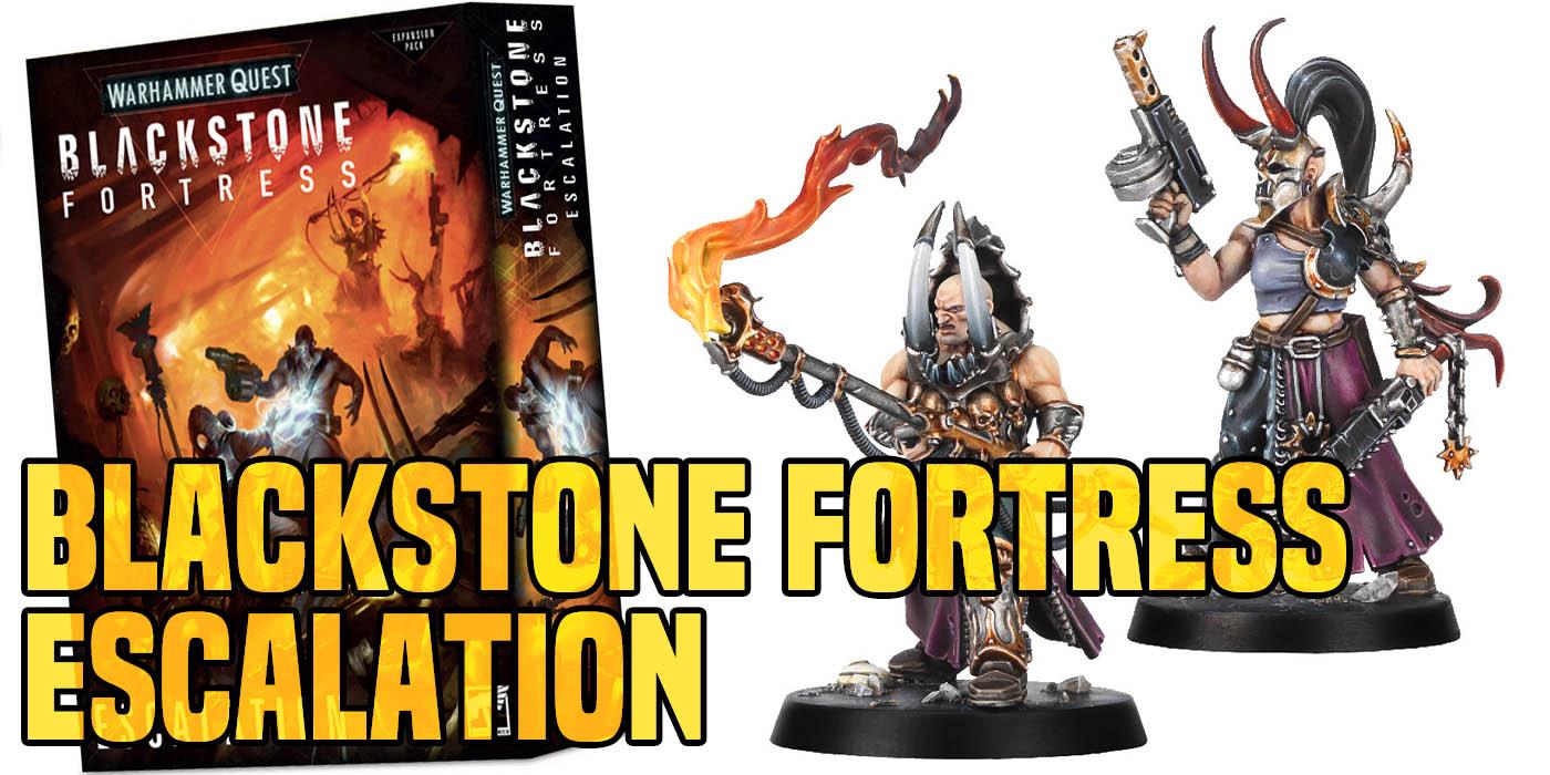 Primaris Psyker ARADIA MADELLAN Warhammer QUEST Blackstone Fortress Escalation