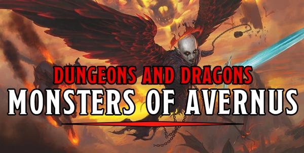 D&D: Descent Into Avernus Previews – New Art And Joe Manganiello's Character Details