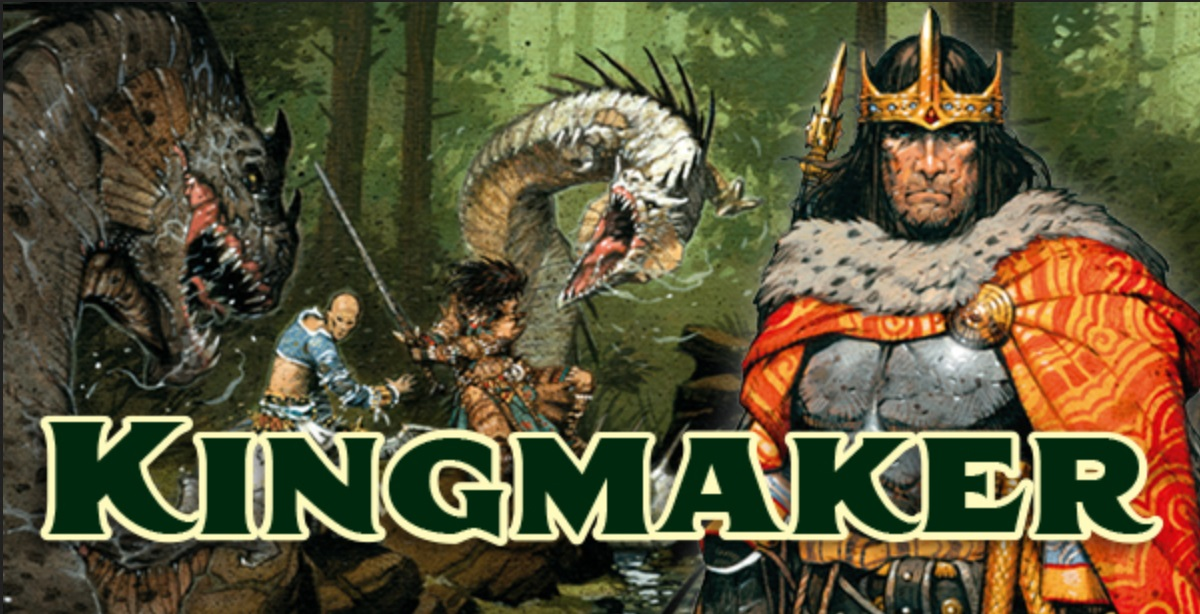 Pathfinder's Kingmaker Comes To 5th Edition D&D - Bell of