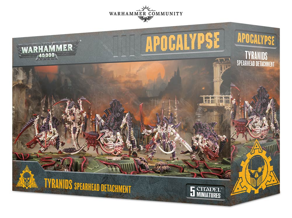 40k Apocalypse Is Coming Warhammer Day Bell Of Lost Souls