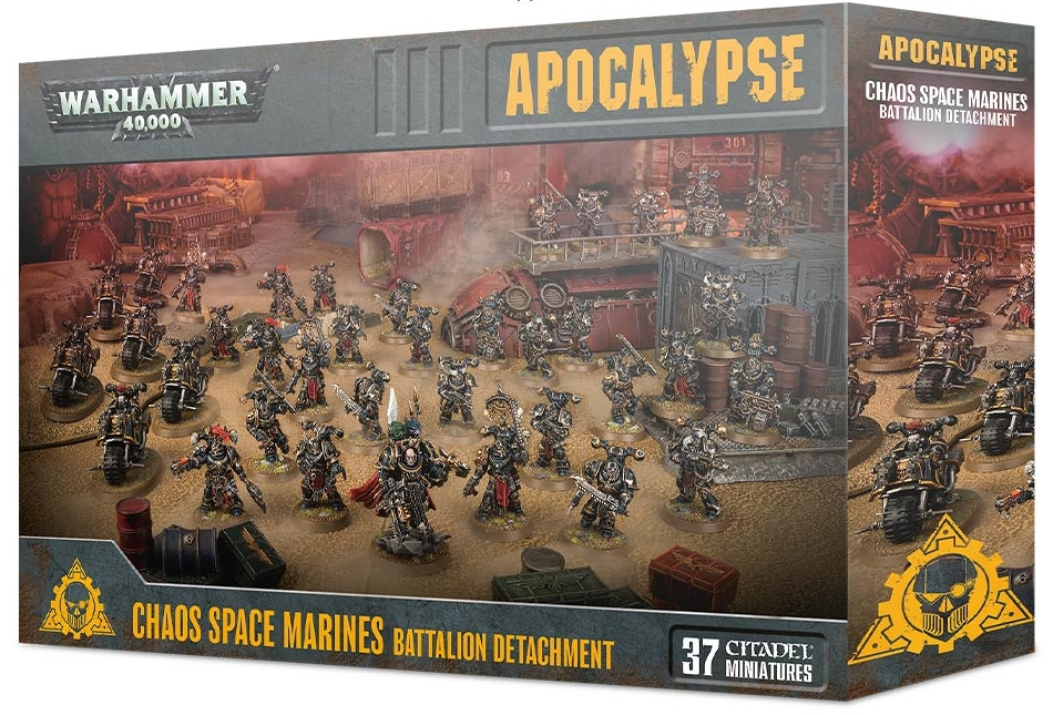 40K Apocalypse: Bundle Pricing Breakdown - Bell of Lost Souls