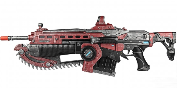 ToyLand: Up Your Cosplay Game with this Life Sized Crimson Lancer Mk3