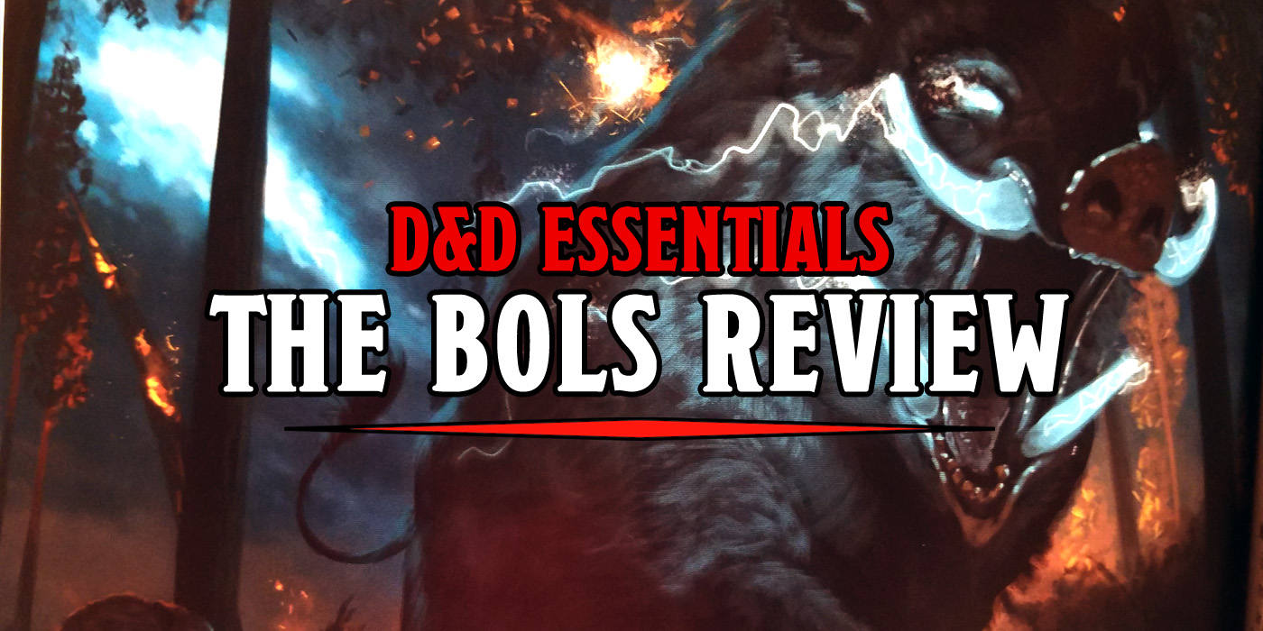 D&D Essentials Kit - The BoLS Review - Bell of Lost Souls