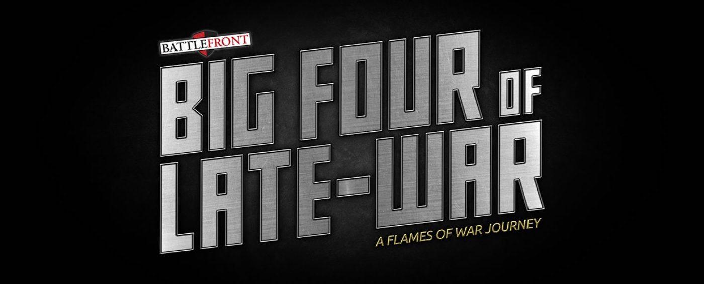 Battlefront Announces Massive Late War Campaign for 'Flames