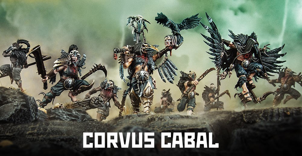 AoS: Here's Every Warcry Warband Coming Out - Bell of Lost Souls