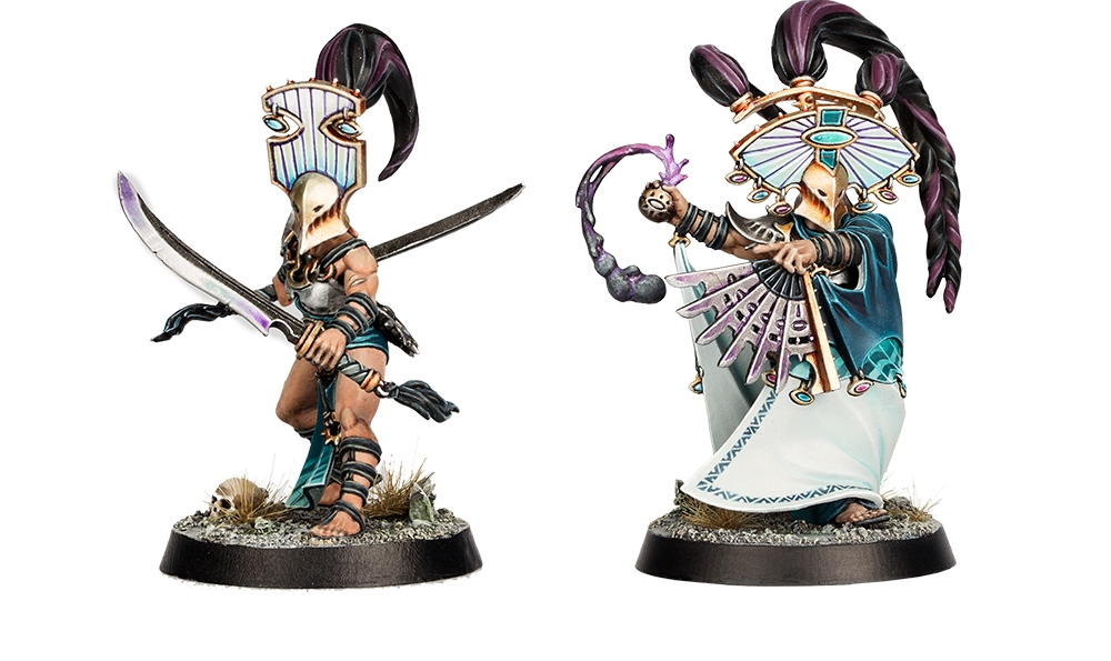 AoS: New Chaos Warband Revealed - Meet The Cypher Lords - Bell of