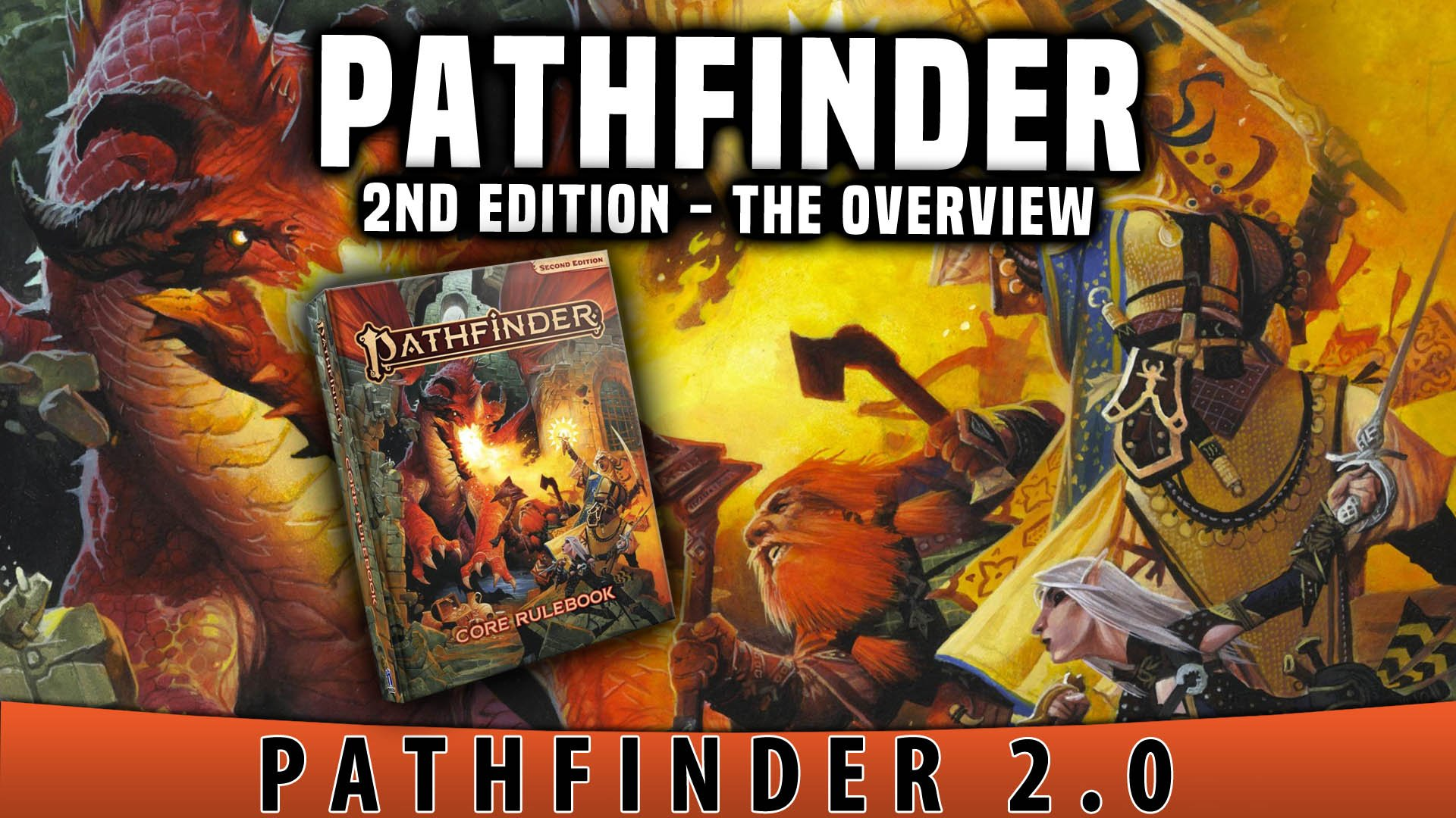 Pathfinder 2nd Edition - The BoLS Overview - Bell of Lost Souls