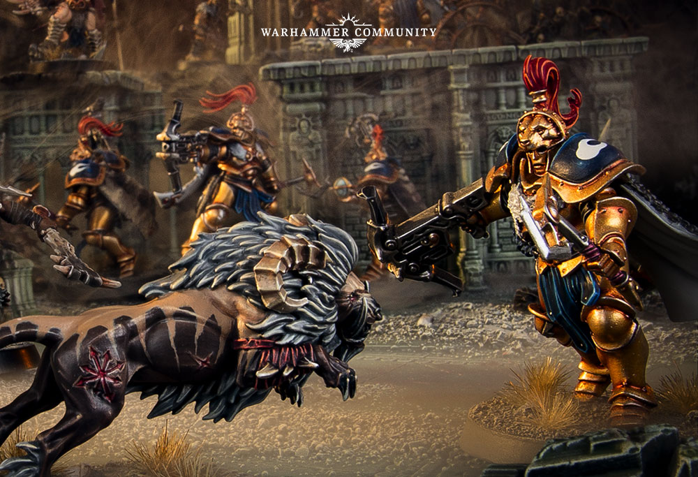 AoS Warcry: Beyond Chaos Rules Preview - Bell of Lost Souls