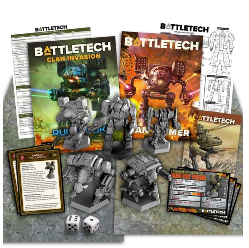 New Battletech Kickstarter Raises One Million Dollars With