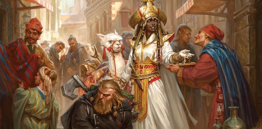 Pathfinder: Druma Is 2nd Edition's First Campaign Setting