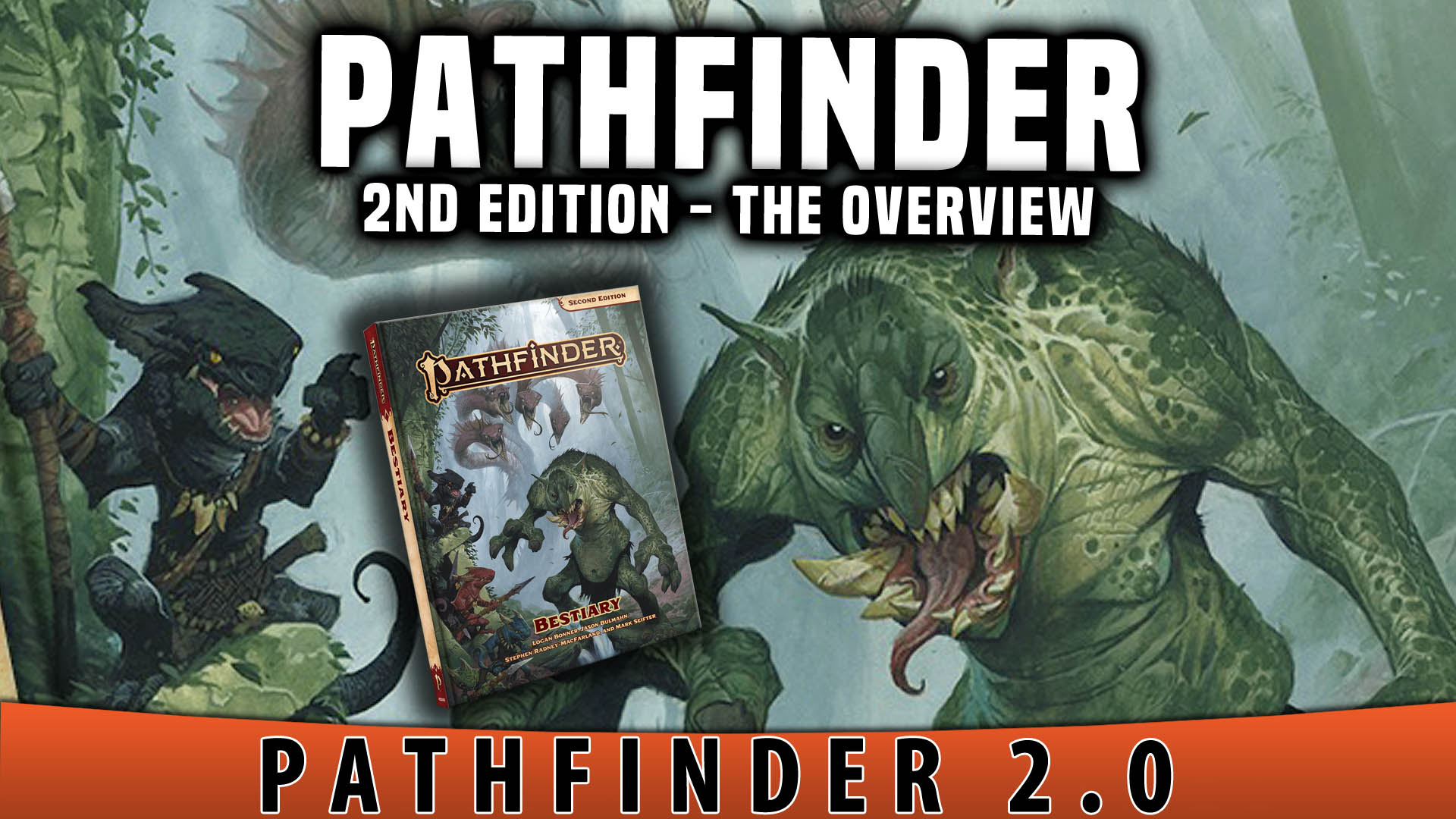 Pathfinder 2e Character Creation