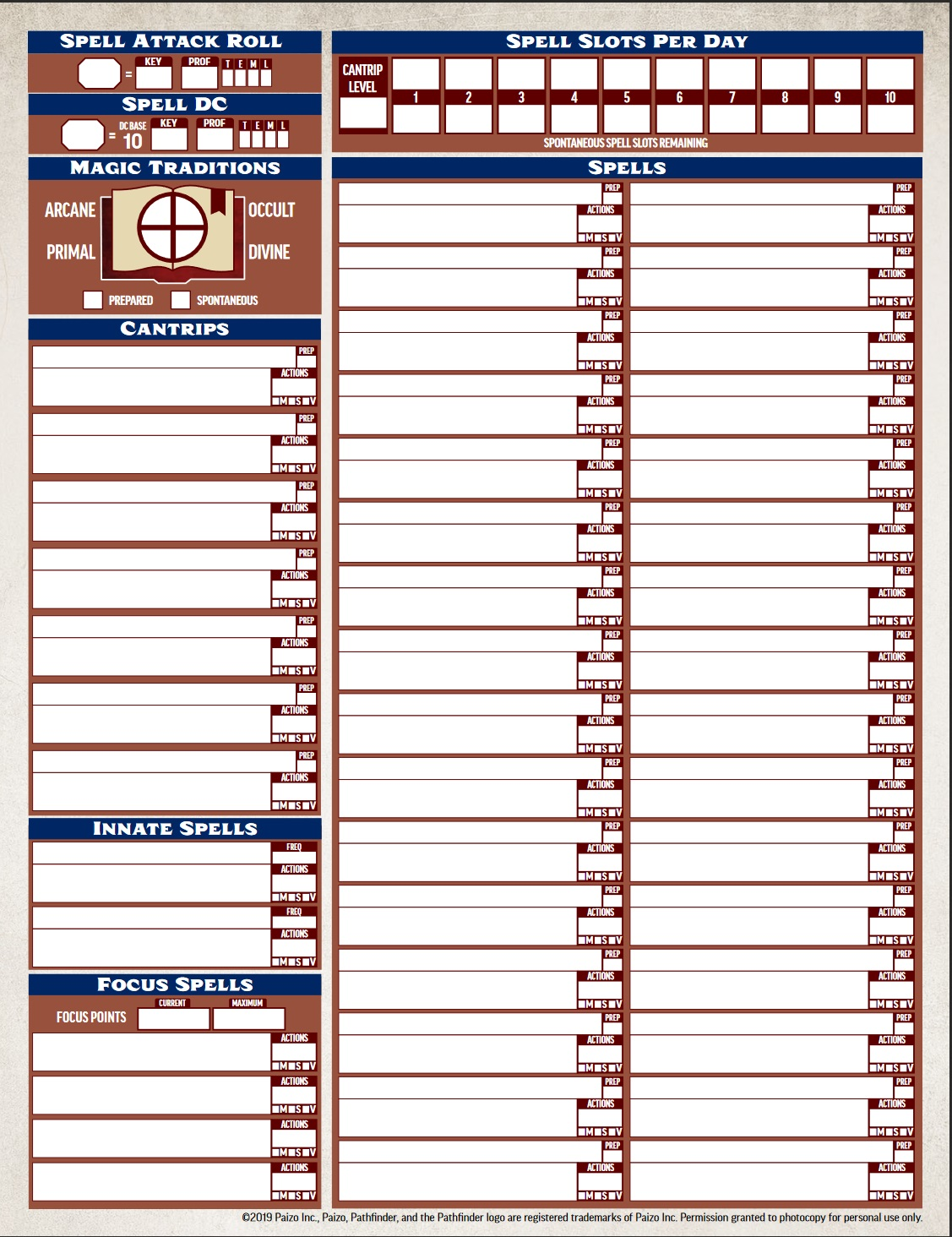 photograph about Pathfinder Printable Character Sheet referred to as Pathfinders Moment Version Identity Sheet Consists of All people
