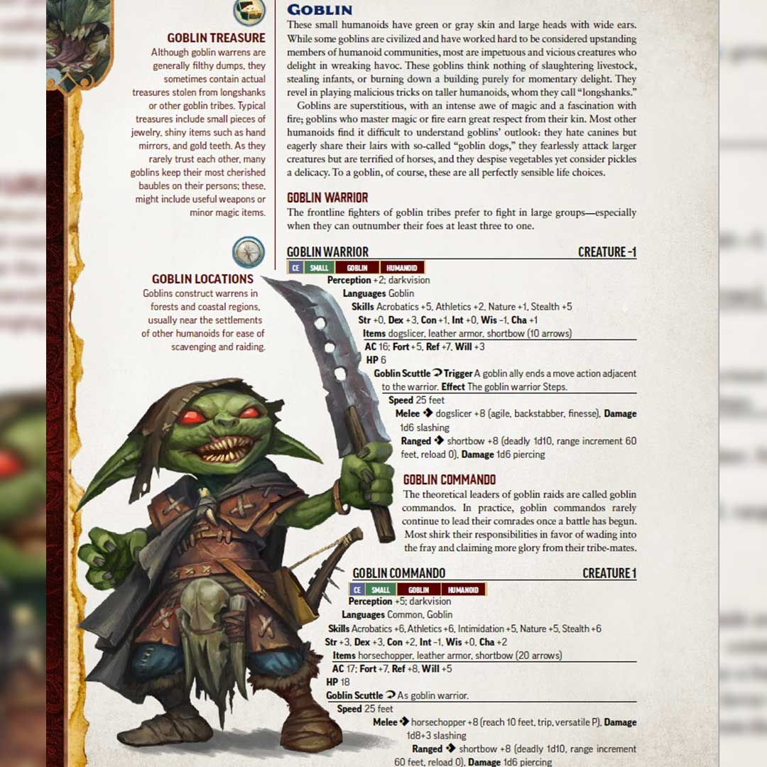 Pathfinder 2: BoLS In The Bestiary - Bell of Lost Souls