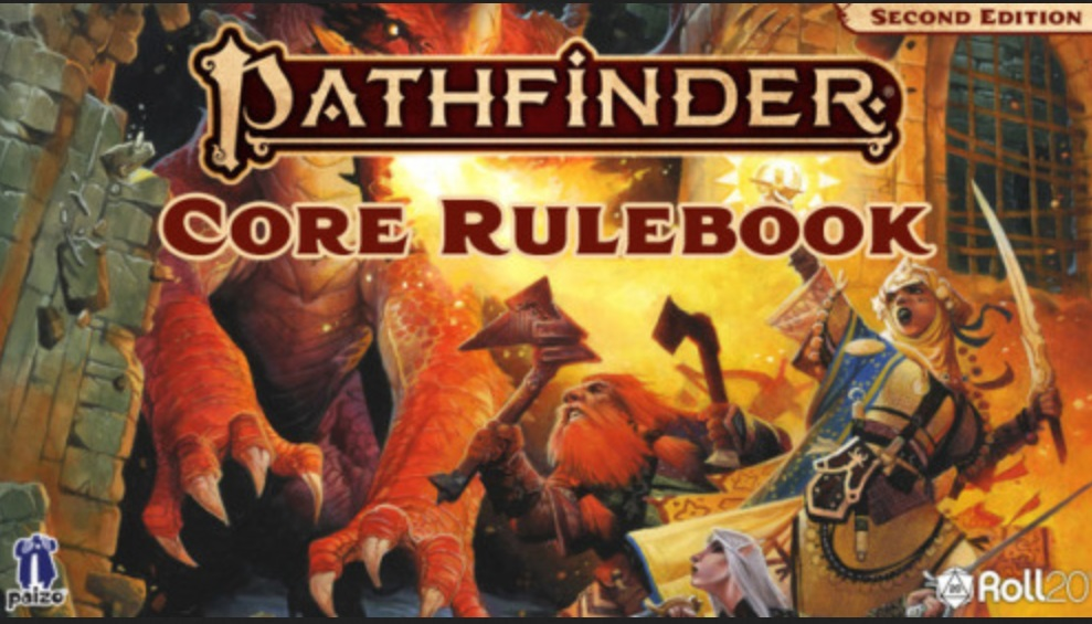 Pathfinder: Looking To Play Pathfinder 2 0 Online - Roll20 Has Your