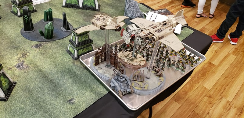 Games Workshop Knows How To Put On A Heck of An Event - Bell