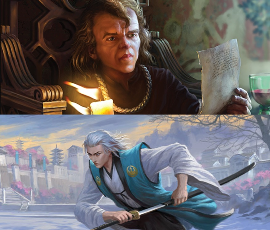 Fantasy Flight Games New Releases: New GoT & L5R Packs Out Now - Bell of Lost Souls