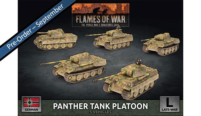 Flames of War: Late War Pre-Orders Now Open for American